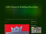 View More Information on GHG Home & Building Recycling Pty Ltd