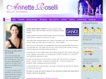 View More Information on Annette Roselli Ballet Academy