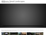 View More Information on Anthony Stead Landscapes