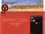 View More Information on Anti-Nuclear Alliance Of WA