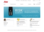 View More Information on Aon Risk Services