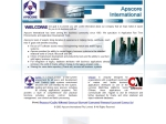 View More Information on Apscore International Pty Ltd