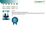View More Information on Apogee Financial Planning, Melbourne