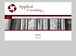 View More Information on Applied Consulting Pty Ltd