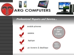View More Information on ARG Computer Services