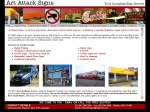 View More Information on Art Attack Signs, Rochedale south