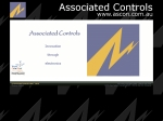 View More Information on Associated Controls Pty Ltd