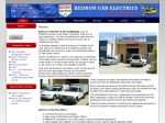 View More Information on Kedron Car Electrics & Air Conditioning