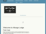 View More Information on Attunga Alpine Lodge