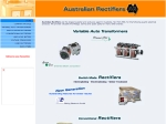 View More Information on Australian Rectifiers Pty Ltd