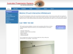 View More Information on Australian Presentation Systems, Murarrie