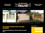 View More Information on Auswest Fencing And Wrought Iron
