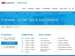 View More Information on Kmart Tyre & Auto Service, Fyshwick