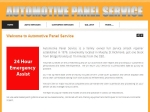 View More Information on Automotive Panel Services
