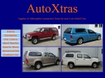 View More Information on AutoXtras Accessories