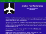 View More Information on Aviation Fuel Maintenance