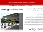View More Information on Awnings Of Distinction