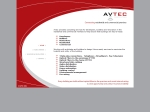 View More Information on Avtec Solutions Pty Ltd