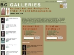 View More Information on B.C. Galleries