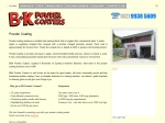 View More Information on B & K Powder Coaters