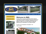 View More Information on B & R Metal Fabrications, Acacia ridge