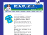 View More Information on Back To Basics Sportswear
