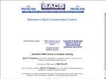 View More Information on BACS I.T. Protection