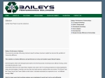 View More Information on Baileys Diesel Fuel Injection Pty Ltd