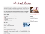 View More Information on Baker Michael