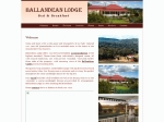 View More Information on Ballandean Lodge
