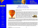 View More Information on Barossa Balloon Adventures