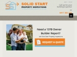 View More Information on Solid Start Property Inspections
