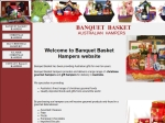 View More Information on Banquet Baskets-Hampers