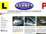 View More Information on Barnes Driving School
