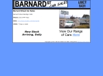 View More Information on Barnard Street Car Sales Pty Ltd