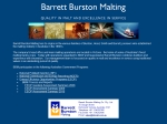 View More Information on Barrett Burston Malting Co Pty Ltd, Dalby