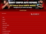 View More Information on Barry Cooper Auto Repairs, North Hobart