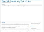 View More Information on Barrell Cleaning Services Pty Ltd