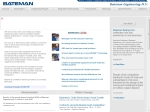 View More Information on Bateman Engineering Pty Ltd
