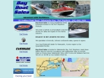 View More Information on Bay Boat Sales