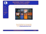 View More Information on Bayside Foot Clinic, Cleveland