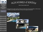 View More Information on BCA Homes & Patios