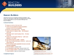 View More Information on Beacon Builders Pty Ltd