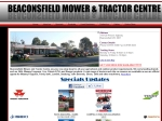 View More Information on Beaconsfield Mower & Tractor Centre Pty Ltd