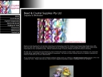 View More Information on Bead & Crystal Supplies Pty Ltd