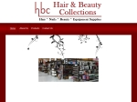 View More Information on Hair & Beauty Collections