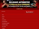 View More Information on Belgrave Automotive, Caringbah
