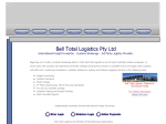 View More Information on Bell Total Logistics Pty Ltd, Bowden