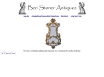 View More Information on Ben Stoner Antiques & Restoration