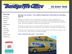 View More Information on Bendigo Tyre Centre